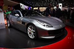 法拉利GTC4 Lusso T上市 售358.8万元