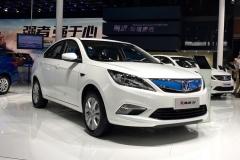长安逸动EV/蓝动版上市 售价8.69万起