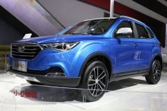 奔腾X40将2017年3月上市 定位小型SUV