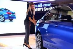 宝马设计师解读全新1系运动轿车设计