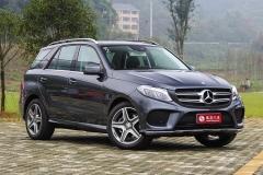 新款奔驰GLE正式上市 售价77.8万元起