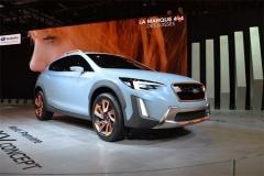 斯巴鲁新一代XV或明年亮相 增混动版车型