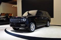 红旗将推出3款SUV 覆盖大中小三级(图)