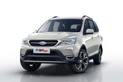 开瑞7座SUV今日上市 起售价不足6万元