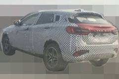 陆风全新跨界SUV实车曝光 极具运动风格