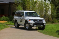猎豹Q6增2.0T自动挡 售15.68万-18.98万元