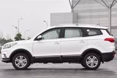 自主紧凑型SUV,谁的第三排空间最大?
