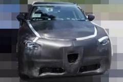 阿尔法·罗密欧SUV将入华 法拉利平台