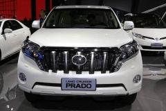 一汽丰田新款普拉多将上市 取消2.7车型