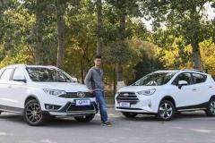 首付4万以内买小型SUV 森雅R7对比瑞风S3