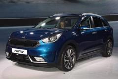 起亚推全新混动SUV 将于明年3月上市