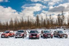 福特SUV家族冰雪体验 精彩人生不设边界