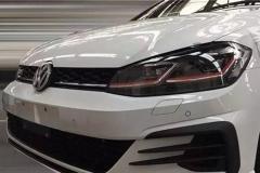 高尔夫GTi中期改款,长得更低调了!