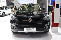 自主SUV新势力 试驾汉腾X7