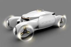 观致无人驾驶概念车官图 对未来的猜想