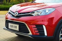 颜值与性能同样出色 实拍上汽MG新款锐腾