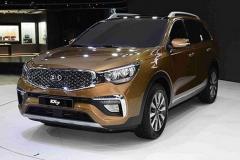 韩系品牌明年推15款新车 大型车居多-图