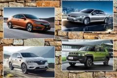 SUV仍然是主力 盘点2016年9类上市新车