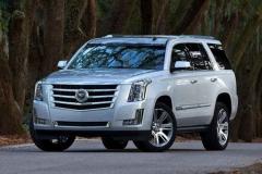 凯迪拉克推多款七座车 包含MPV/SUV