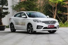 海马福美来轿车金融版上市 售6.88万