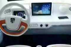 宝骏首款电动车E100 或售4万元起