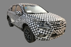曝北汽幻速旗舰SUV 或命名S7/年底推出