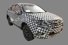曝北汽幻速全新中型7座SUV 或年底上市