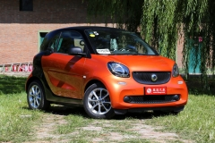 smart fortwo 0.9T测试