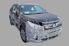 传祺GS3实车曝光 小型SUV/或年内推出