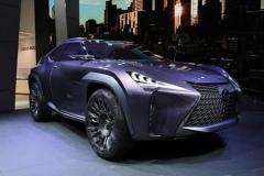 雷克萨斯7座SUV计划曝光 叫板宝马X7
