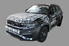 大迈X7自动挡实车首曝 预计秋季上市