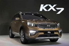 起亚KX7将3月17日正式上市 多种动力可选