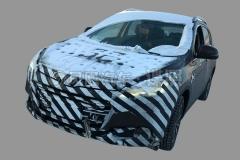 新款纳智捷优6 SUV曝光 或搭载新动力