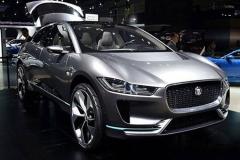 捷豹将推纯电动轿车 竞争特斯拉