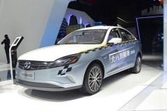 北汽新能源计划 2017年推出4款车型