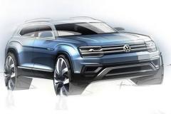 一汽-大众新车规划曝光 SUV将2018年推出