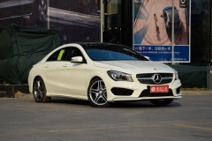 2017款奔驰CLA级上市 售24.70-37.80万