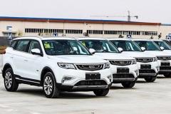 吉利经销商将达1750家 推新SUV/MPV