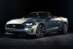 福特新Mustang敞篷版将上市 更显运动