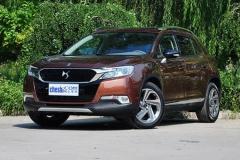 DS将推出全新SUV车型 与宝马X1同级