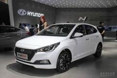 北京现代悦纳RV将于2月上市 推5款车