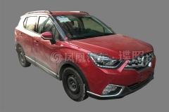 海马S3高低配实车曝光 定位小型SUV