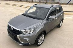 陆风全新小型SUV曝光 预计年中上市
