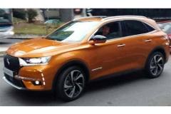 DS推全新中型SUV 日内瓦车展首发亮相