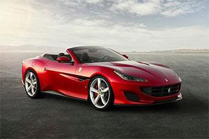 法拉利Portofino国内首发 起售价290.8万