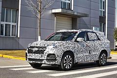 奇瑞全新SUV车型曝光 或于2018上半年上市