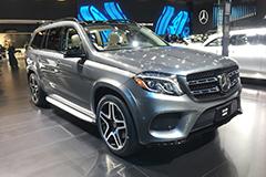2018北美车展:奔驰GLS Grand Edition