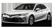 年度中型车:广汽丰田全新第八代凯美瑞