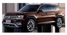 年度中大型SUV:上汽大众途昂