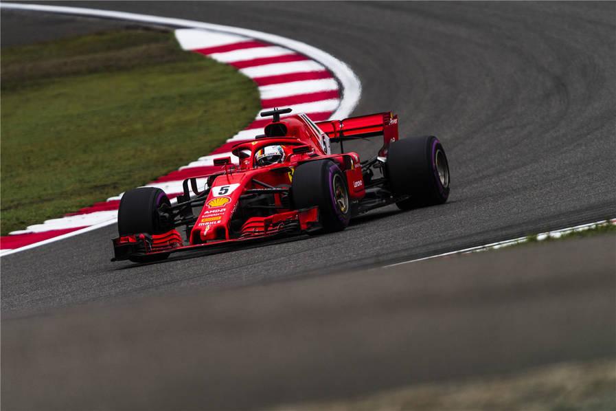 直击F1中国大奖赛